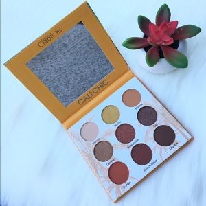 Other - Cali Chic Eyeshadow Palette